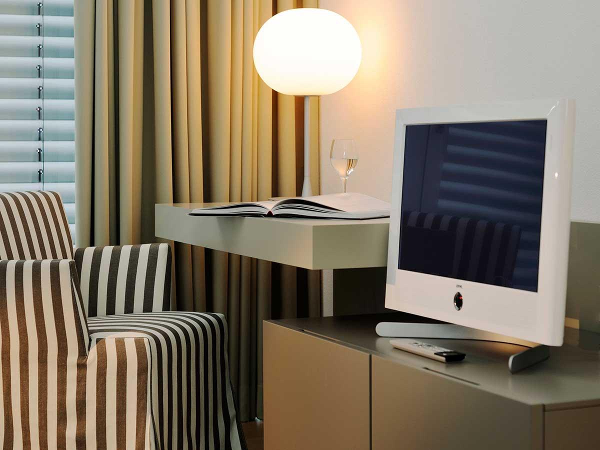 Civetta - Doppelzimmer-Schreibtisch