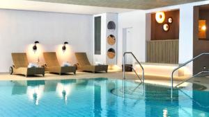 Ulenhof Schwimmbecken