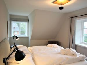 Ulenhüs West - Schlafzimmer 2